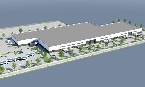 Bornem Antwerp - Distribution centre to rent